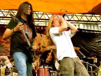 Ferias Illimani Metal 2009 - La Paz, Bolivia