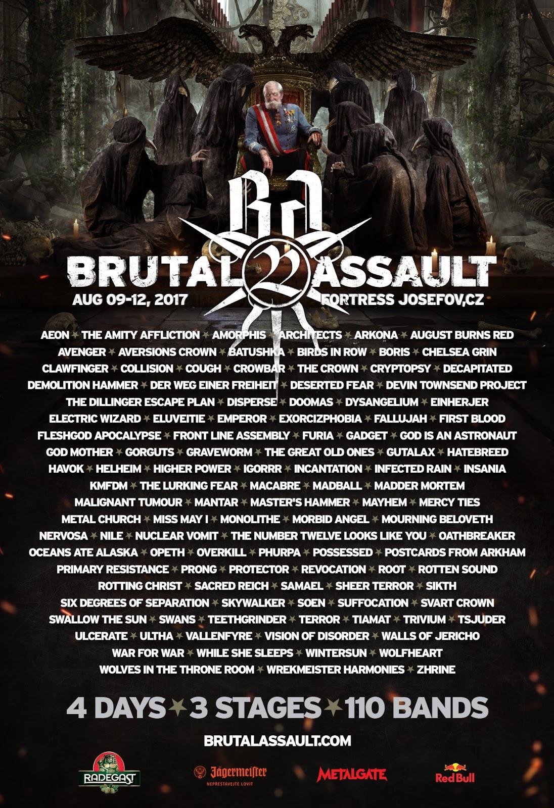 Brutal Assault 2017 - Preview edición 22 - Abismo