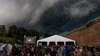 Se aproxima la tormenta
