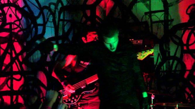 Deafhaven live
