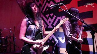 Spacegoat (México) y un show en vivo