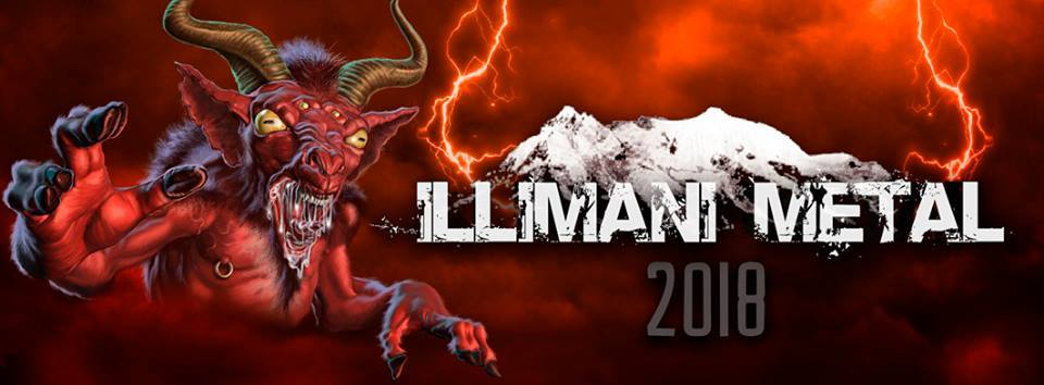 Illimani Metal Fest 2018: las bandas