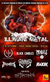 Illimani Metal Fest 2018