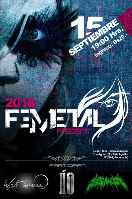Femmetal Fest 2018