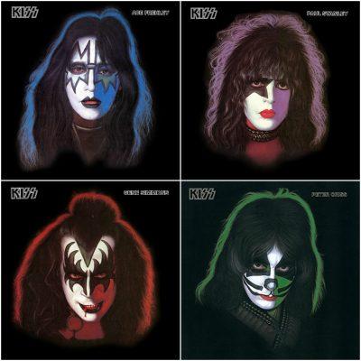 Kiss – Solo Albums (1978)