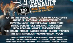Brutal Assault 2019 Bands Update