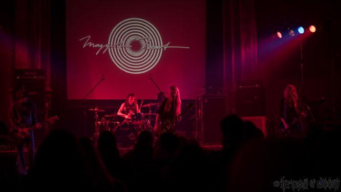 Maggot Heart - A Sinister Purpose 2018