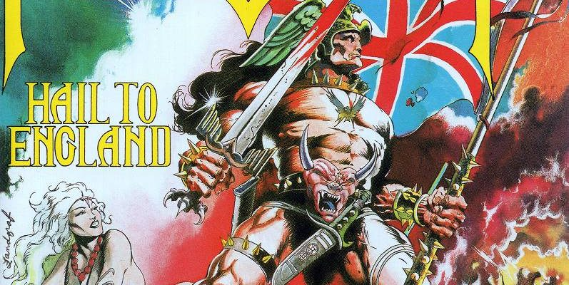 Manowar – Hail to England (1984)