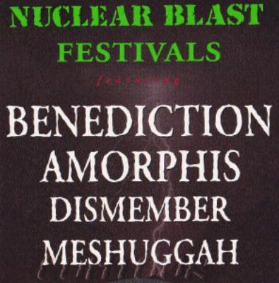 Headbangers Ball: Tour Nuclear Blast 1995