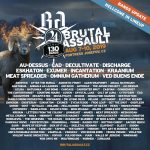 Brutal Assault 2019: ya cerrando el line up