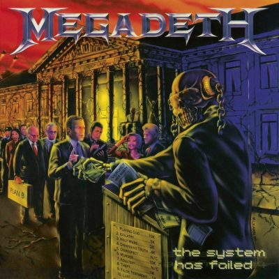Megadeth – The System Has Failed (2004)