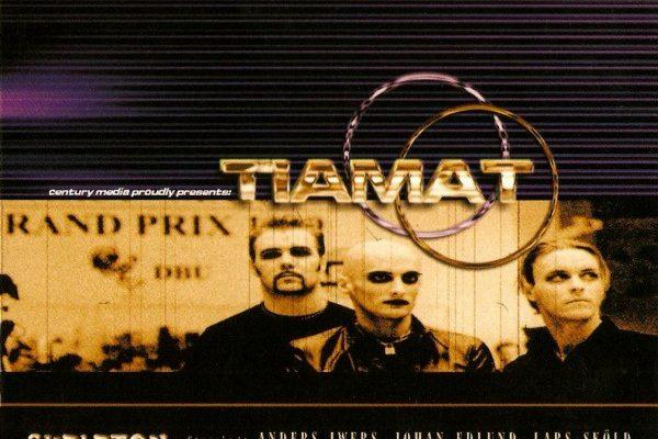 Tiamat – Skeleton Skeletron (1999) 20 años