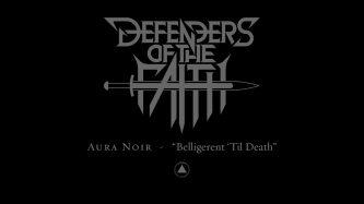 Aura Noir: Belligerent 'Til Death (Audio)