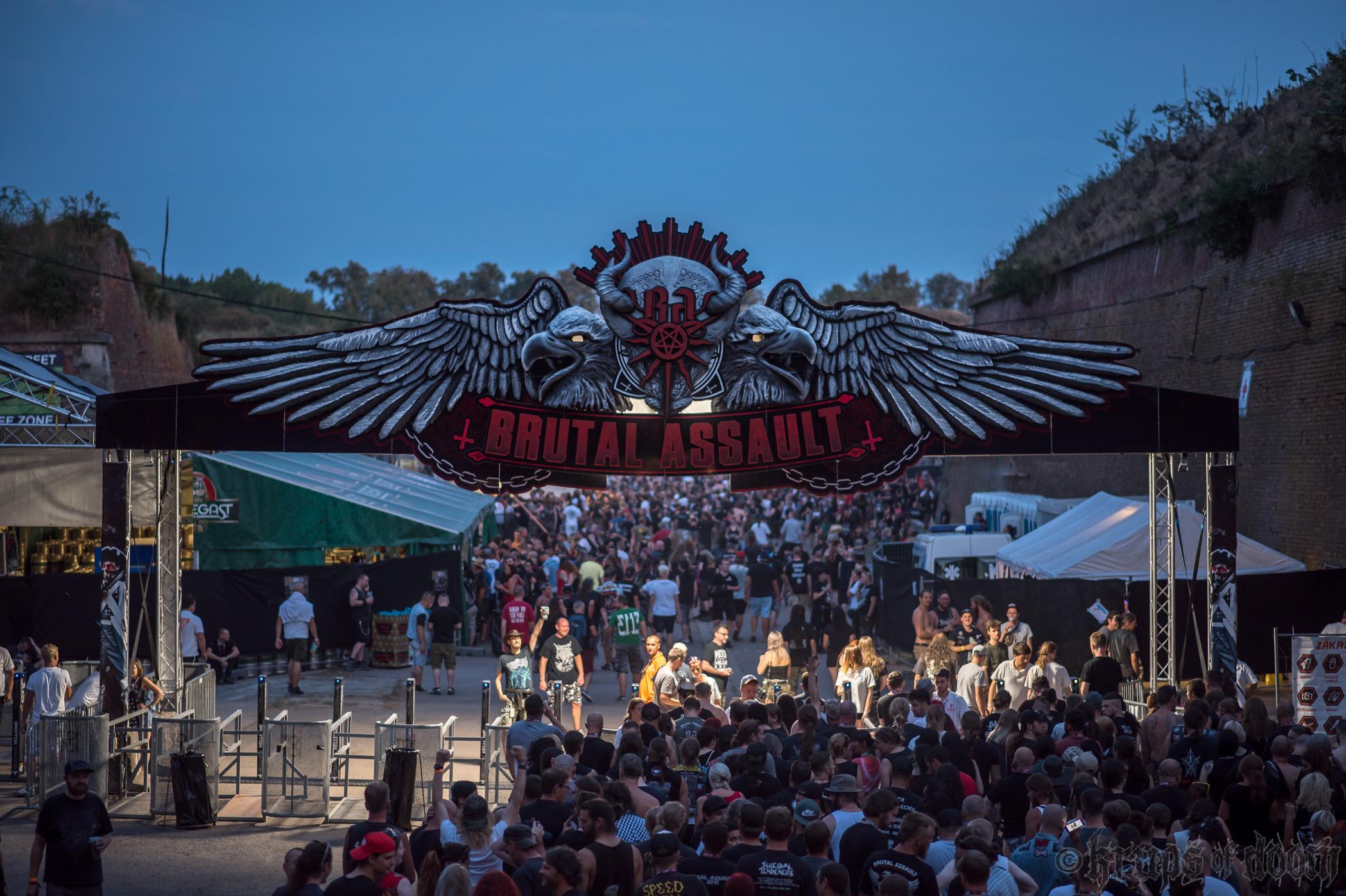 Brutal Assault 2018 - Festival Site