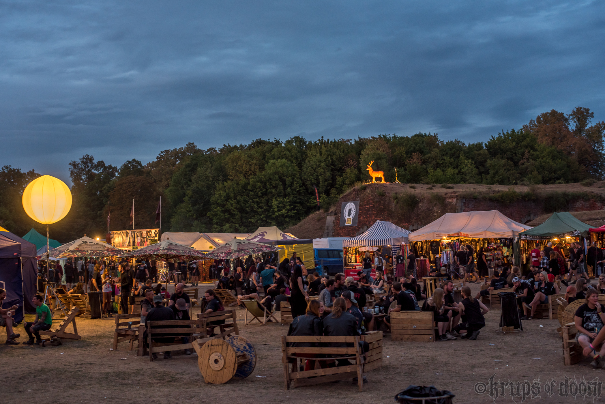 Festival Site_Brutal Assault 2018-1386