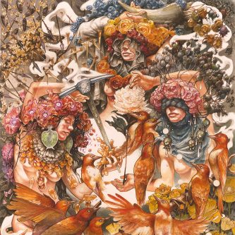 Baroness – Gold and Grey