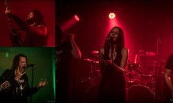 The Souverein Arsonists Tour 2019: Draconian, Harakiri for the Sky, Sojourner-Mannheim