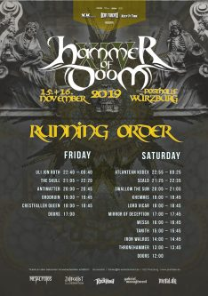 HammerOfDoom2019_Running-Order
