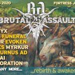 Brutal Assault: XXV Aniversario, entradas a la venta