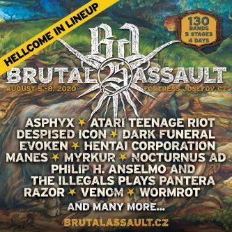 Brutal Assault XXV: anuncia más bandas