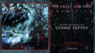 The Great Old Ones: nuevo álbum 'Cosmicism'