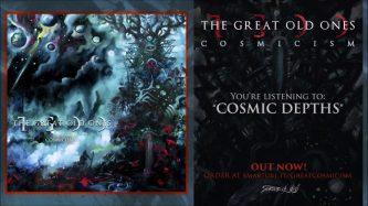 The Great Old Ones: nuevo álbum 'Cosmicism'