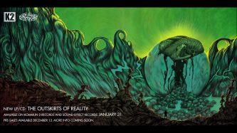 Yuri Gagarin: The Outskirts of Reality (teaser nuevo disco)