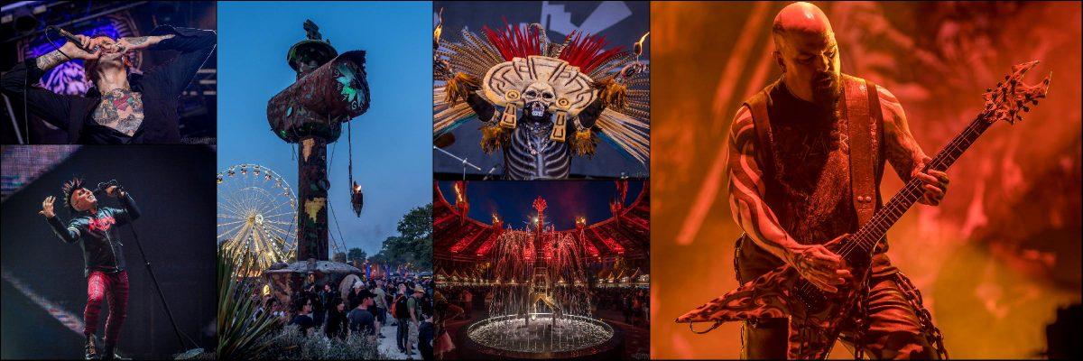 Colección Fotos: Hellfest 2019