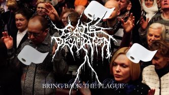"""Cattle Decapitation: """"Bring Back the Plague"""" (Video)"""