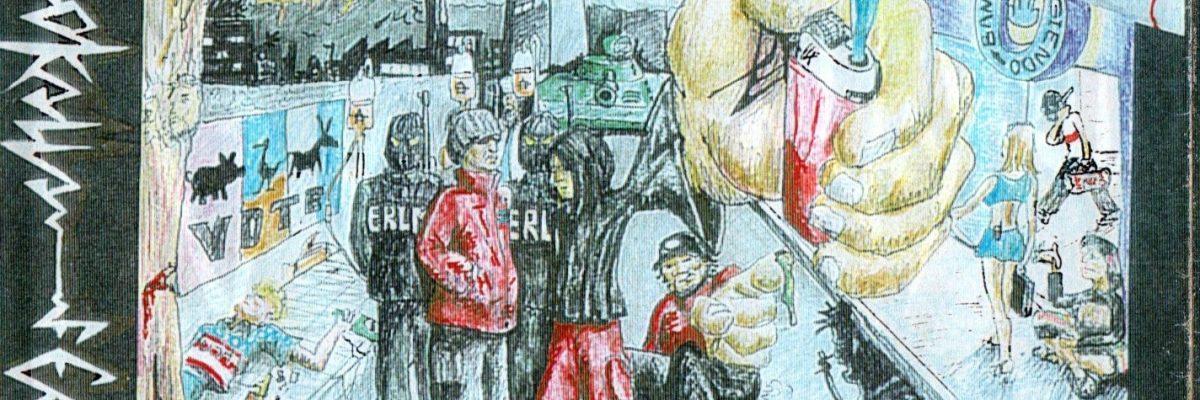 Llokalla Feo – Changos warangos gritando webadas (2002)