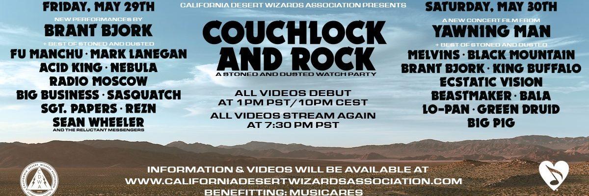 Couchlock and Rock: este fin de semana con lo mejor de la escena stoner