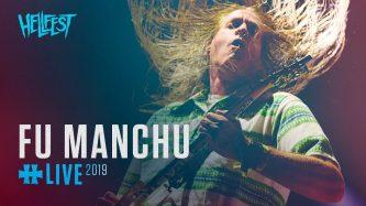 Fu Manchu: live @Hellfest 2019