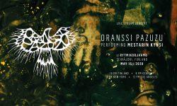 oranssi-pazuzu-live-stream