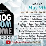Prog from home: Mike Portnoy, Jordan Rudess, Steve Hackett, Neal Morse y más