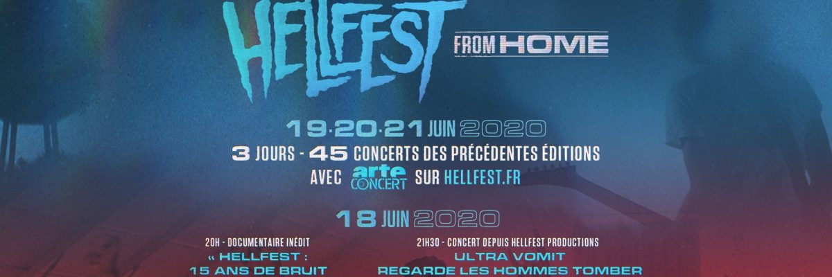 Hellfest from home: ¡Este fin de semana! (Update)
