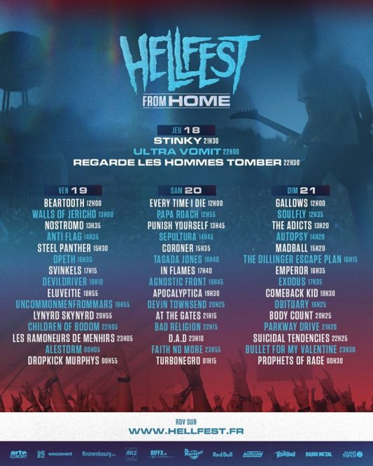 hellfest-from-home-2020-running-order
