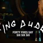 King Dude: Forty Fives Say Six Six Six (video)