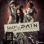 Pain: stream en vivo 360º @Abyss Studio (full set)