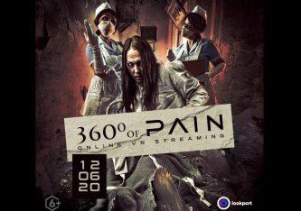Pain: stream en vivo 360º @Abyss Studio (full set)