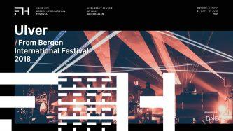 Ulver: Bergen International Festival 2018 (full set)