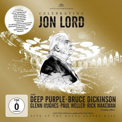 Celebrating Jon Lord – The Composer & The Rock Legend (2014)