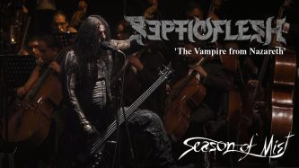 Septicflesh: The Vampire from Nazareth (official live video)