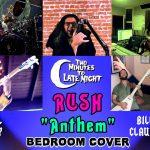 Tool + Mastodon + Primus + Mutoid Man: Anthem (cover Rush)