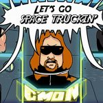 "Ace Frehley: ""Space Truckin'"" (Official Music Video)"