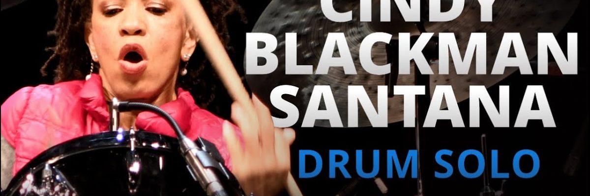 Cindy Blackman Santana: Drumeo Festival 2020
