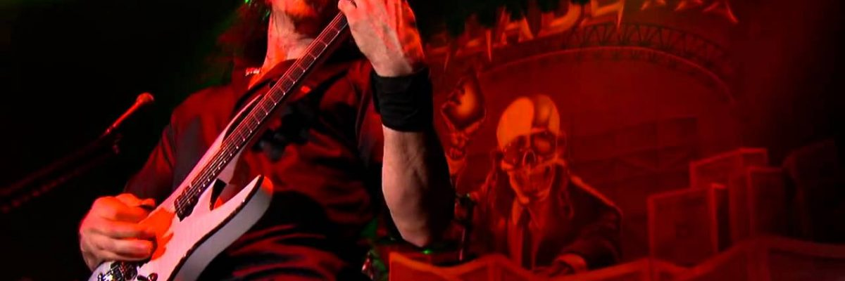 """Megadeth: """"Rust In Peace Live 2010"""" (FULL SHOW)"""