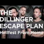 The Dillinger Escape Plan: Live @ Hellfest 2017