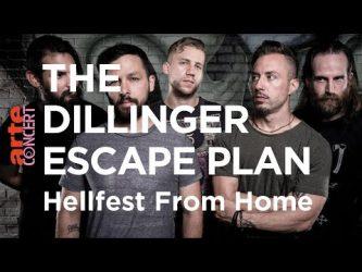 The Dillinger Escape Plan: Live @ Hellfest 2017