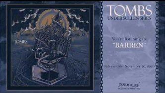 Tombs: Barren (audio)