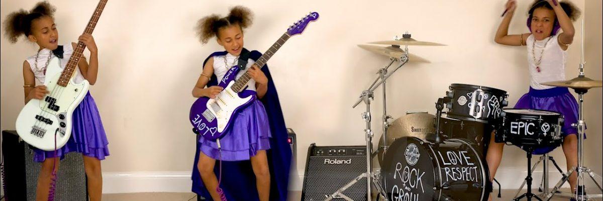 "Nandi Bushell: ""Rock and Grohl – The EPIC Battle"""